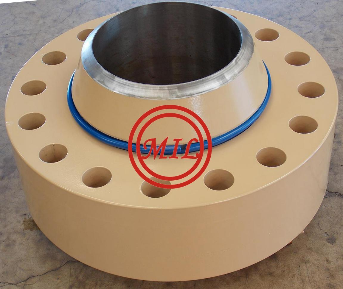 RTJ Swivel Ring Flange