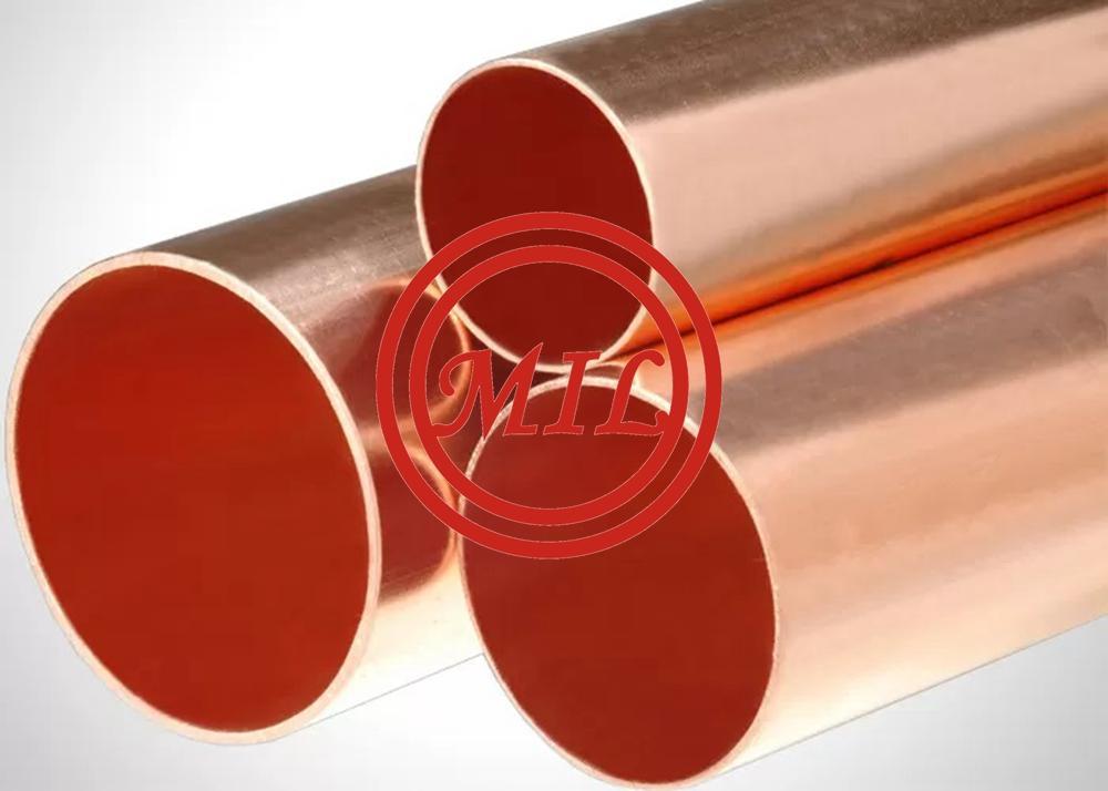 ASTM B88,ASTM B306,EN 1057,AS 1432,AS 3501,BS 2871-1 WATER,GAS & DWV COPPER PIPE