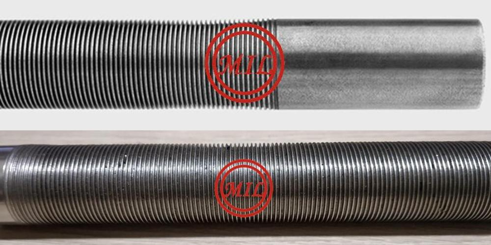 ASTM A179 low-finned-steel-tubes-for-LNG-plants