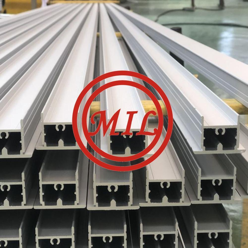 Aluminium Extruded Profiles For Air Conditioner