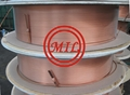 JIS H3300 C1020 pancake coil copper pipe for air conditioner