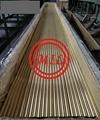 ASTM B111,ASTM B466,BS 2871,DIN 1785,EN 12451 Heat Exchanger Copper Tube