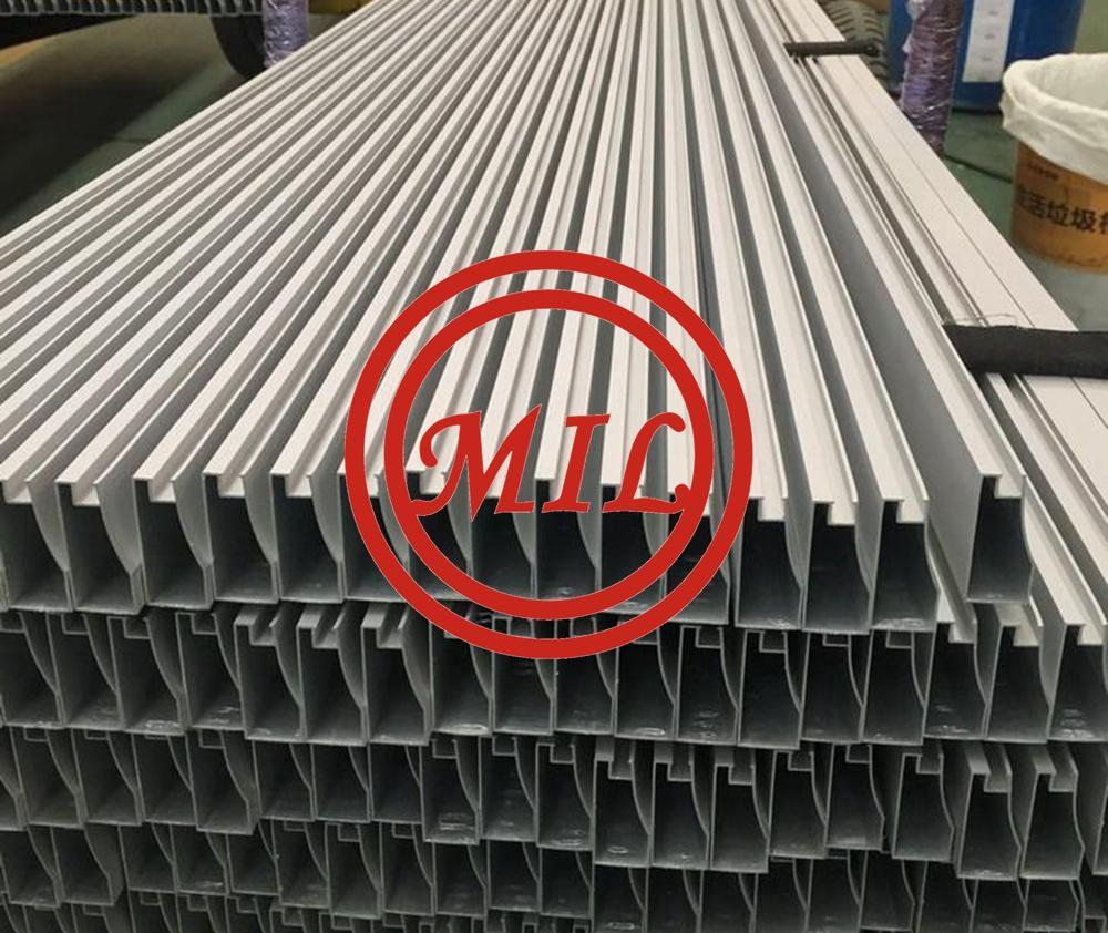 Extruded Aluminum Shelving