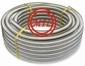 Corrugated stainless steel Shower Hose SS304 GF15А
