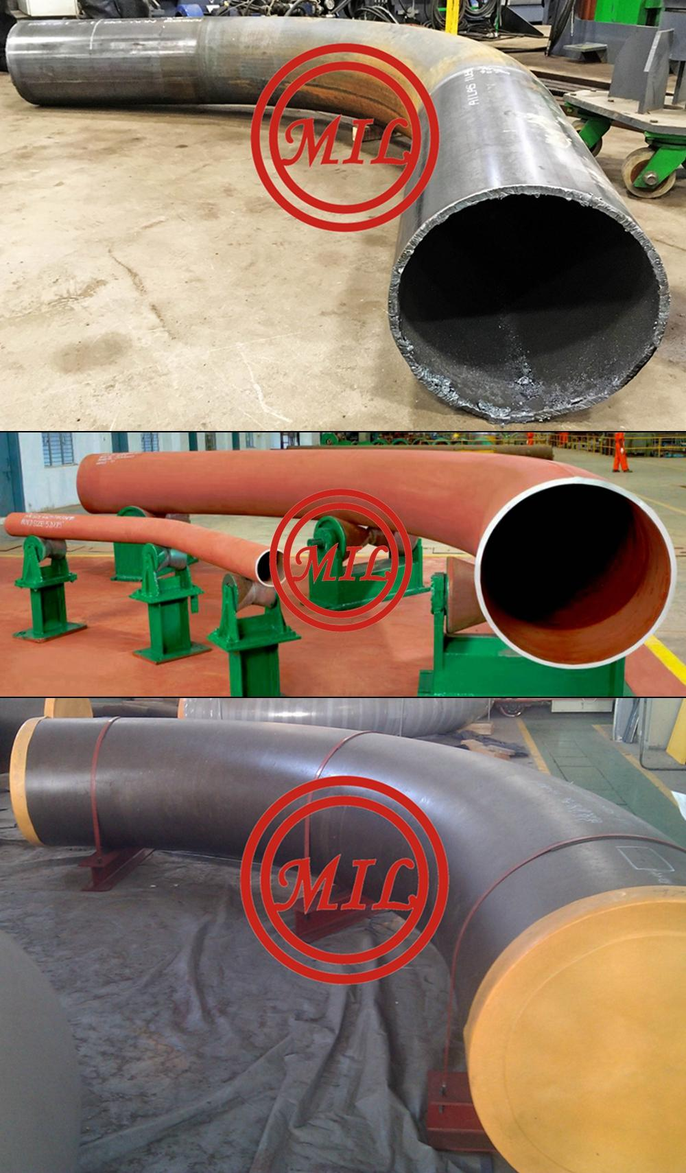 API 5L X42+FBE Coated Induction Bend