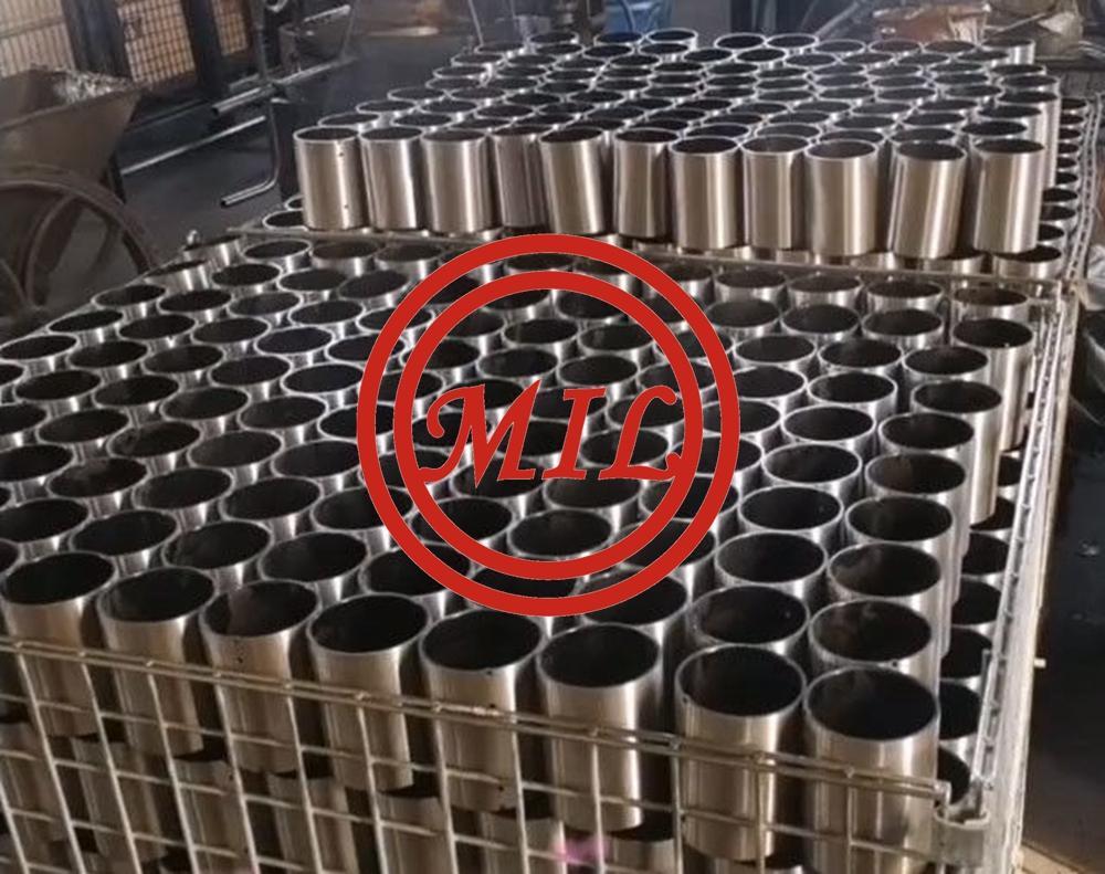 ASTM A295 SAE52100 BEARING SEAMLESS STEEL TUBE