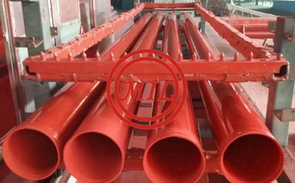 ROLL GROOVED PIPE