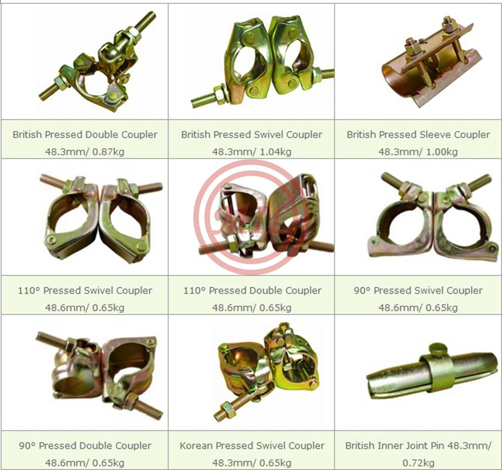 Scaffolding Board Clamp/Retain Clamp/BRC Coupler