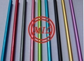 Aluminum Tube with Hard Anodizing Colorsed 6061_t6_aluminum_tubing