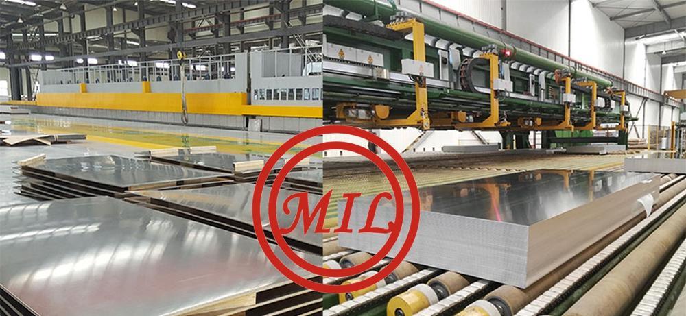 ASTM B209,EN 573 3003,5052,5083,6061 Aluminium Sheet/Plate