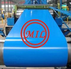 ASTM A755, ASTM A792,EN10169 PREPAINTED GA  ANIZED(PPGI) Coils/Sheets