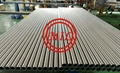 ASTM A270,ASTM A511,ASTM A778,EN 10296-2 MECHANICAL/ELECTROPOLISHED SS TUBE
