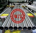 astm_a270 sanitary food grade stainless steel tubing 1x0065x20ft 180grit polished