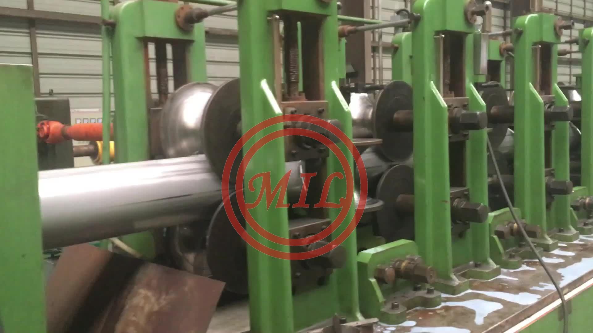 小口徑不鏽鋼焊接鋼管 14