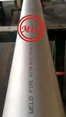 小口径不锈钢焊接钢管