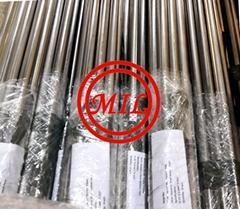 ASTM A554 装饰与机械结构用不锈钢管