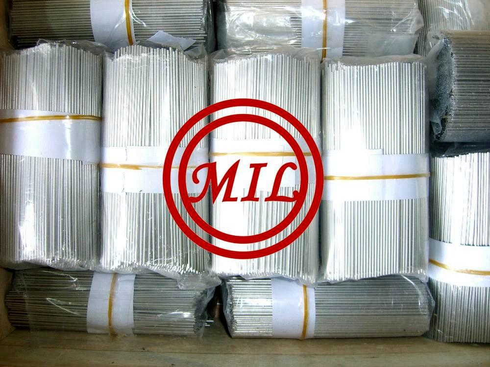Dia 1.0mm thick 0.2mm 304 grade BA stainless steel capillary tube for medical device