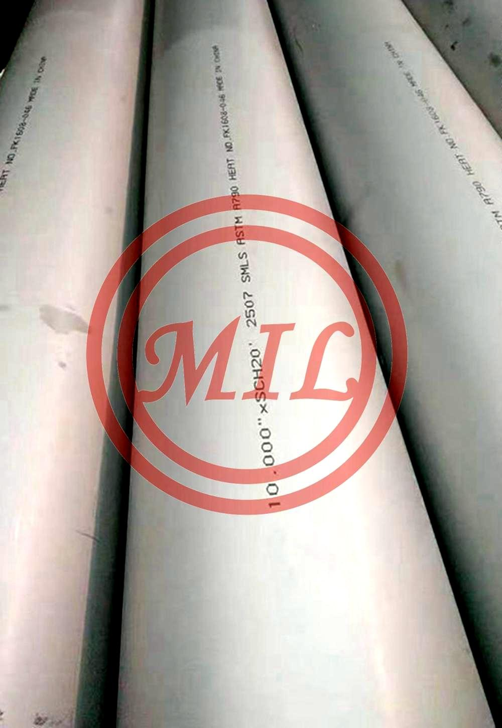 ASTM-A790-2507-S32750-Stainless-Steel-Pipe-SMLS