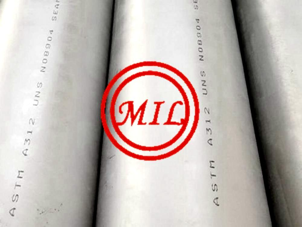 ASTM A213 904L,UNS N08904,WNR 1.4539 SUPER AUSTENITIC STAINLESS STEEL TUBE