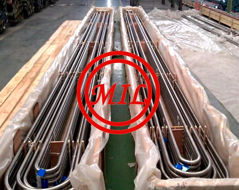 a269_TP316 stainless steel U Bend Tube
