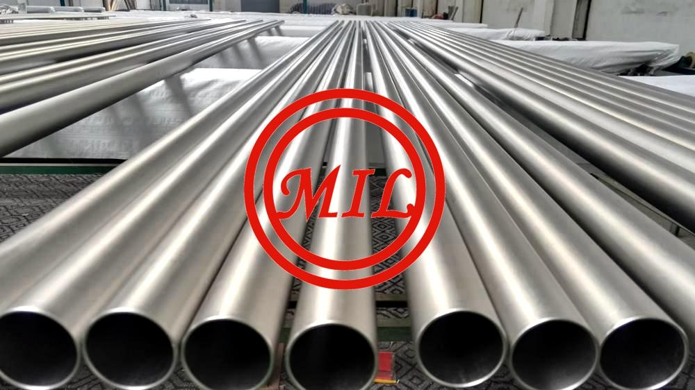 Astm B338 GR2 Titanium Welded Tube & Pipe