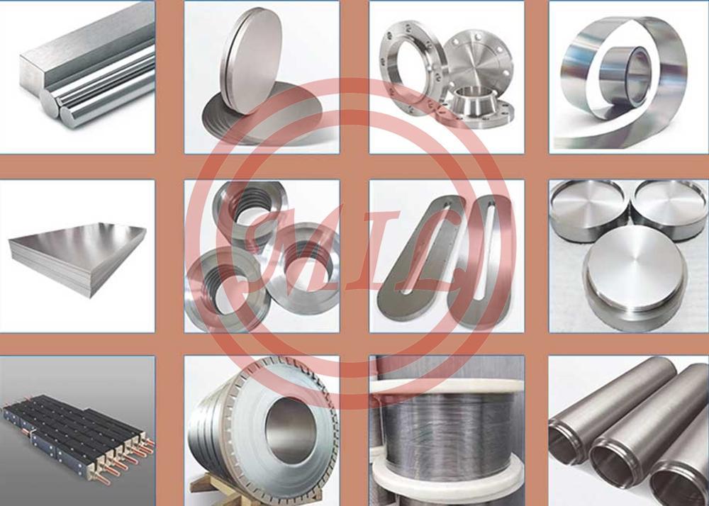 ASTM F67, ASTM F136, ASTM B265, ASTM B348,ASTM B381, ISO 5832-2 Titanium Alloy