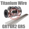 ASTM B863 GR5-Ti6Al4V Titanium Alloy Wire For Implant Acc To ASTM F136 UT Class A