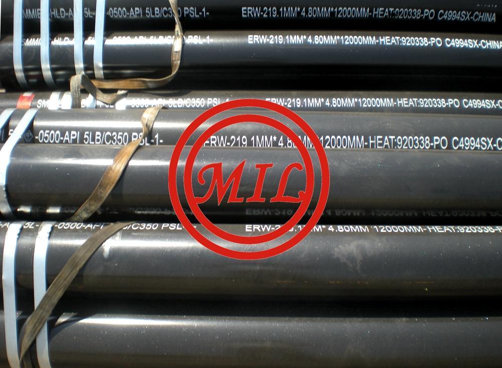 API 5L B/ASTM A53 B ERW PIPE