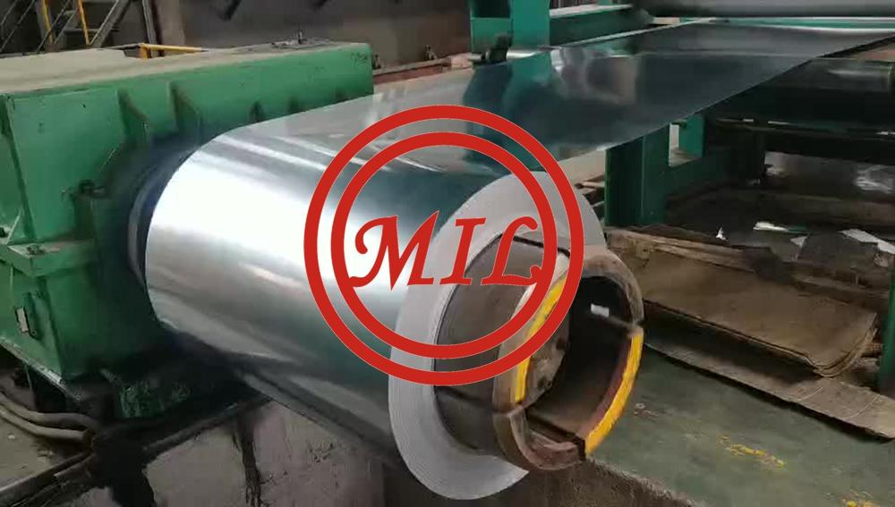 SAE1008 0.12-4.0mm CRC Cold Rolled Steel Sheet , CR Slit Coil Stainless Steel Cold Rolled Coils