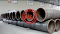 ASTM A252 GR.2 FLANGED SPIRAL WELDED PIPE