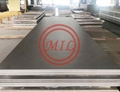 Hot+cold rolled stainless steel plate