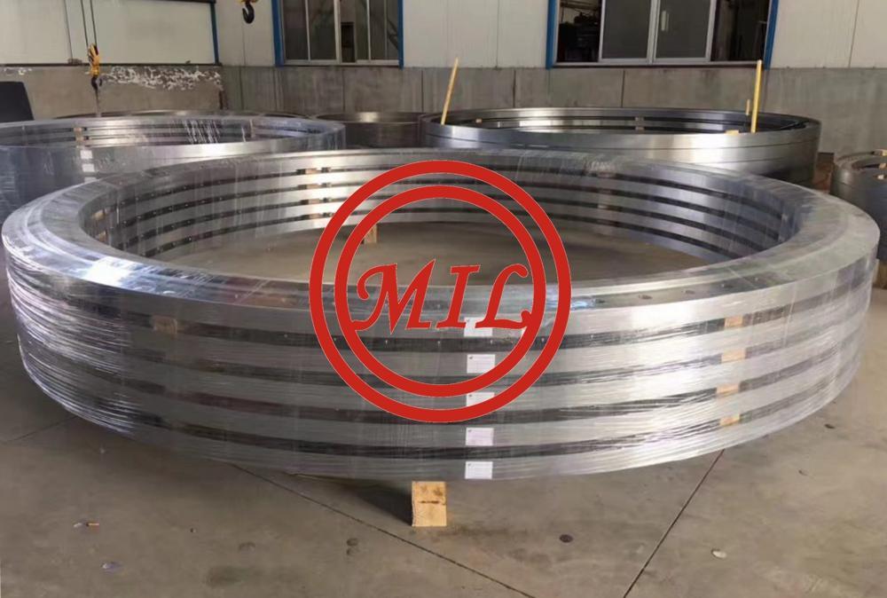 大口徑鋼製法蘭 8