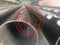 AS 1163 C350 PIPE PILES +ISO 12944/AS 1750 Interzone 954 BLACK COATING