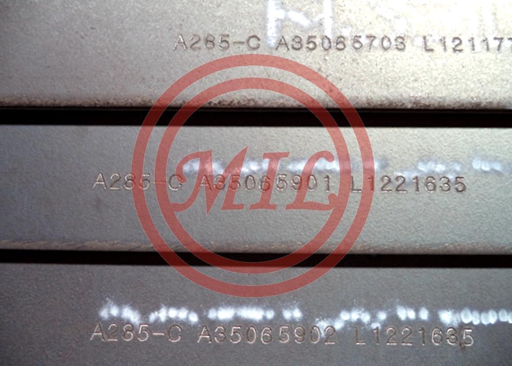 ASTM A285 / ASME SA285