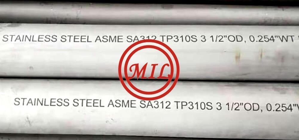 ASME-SA312-310S-Stainless-Steel-Pipe