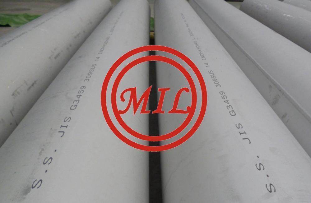 JIS G3459 309SUS Stainless Steel Pipes
