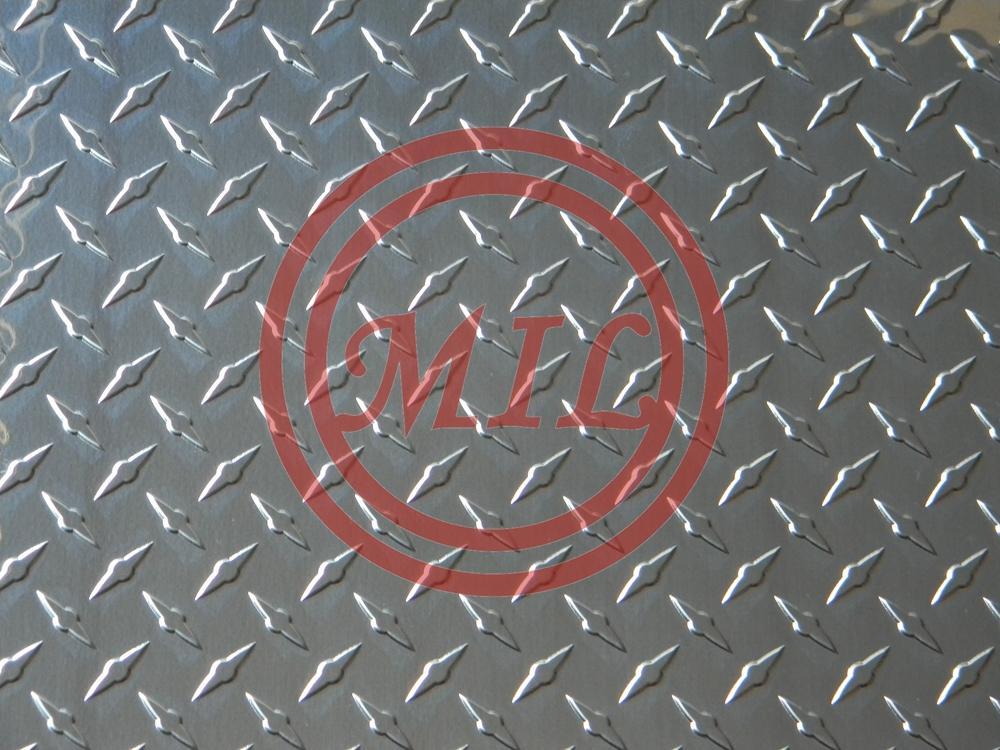 Diamond-Aluminum-Plate