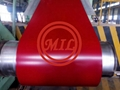 Prepainted GI Steel Coil or PPGI or Color Coated Galvanized Steel Sheet