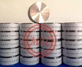 ASTM B348 Gr5 medical Titanium Disc