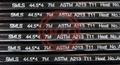 ASTM A213/ASME SA213 T11 Seamless Alloy Tubes