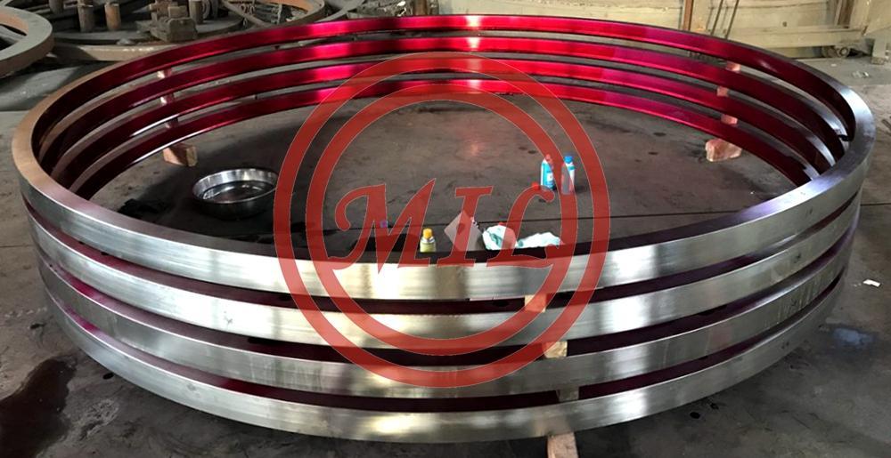 大口徑鋼製法蘭 6