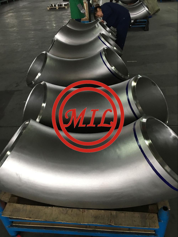 不鏽鋼管件-ASTM A234,MSS SP-43 11