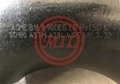 ASTM A234/ASME B16.9 WP5 Pipe fittings-Elbow