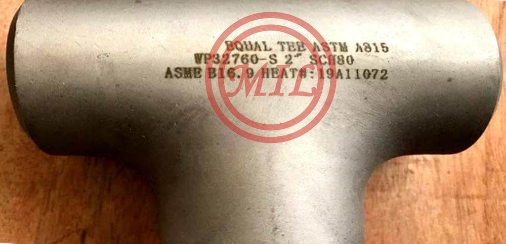 不鏽鋼管件-ASTM A234,MSS SP-43 10