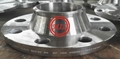 N08020 nickel_alloy_steel forged_steel_flanges_welding_neck_flange_pn16_dn100