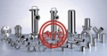 3A Stainless Steel Pipe Fittings For Milk Production Line Juice Processing Line