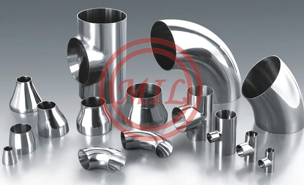 stainless steel sanitary weld fittings & pipe fittings