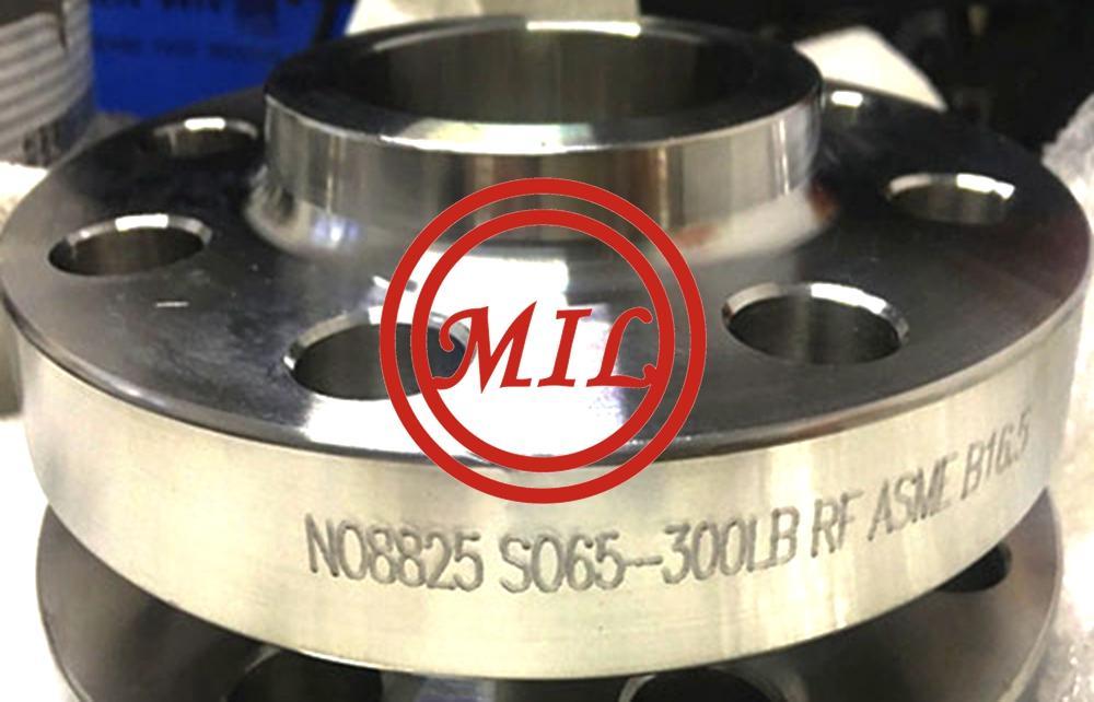 N08825 ASME B16.5  300PSI WELDING NECK FLANGE