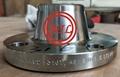 ASTM A182 f316Ti WN flange