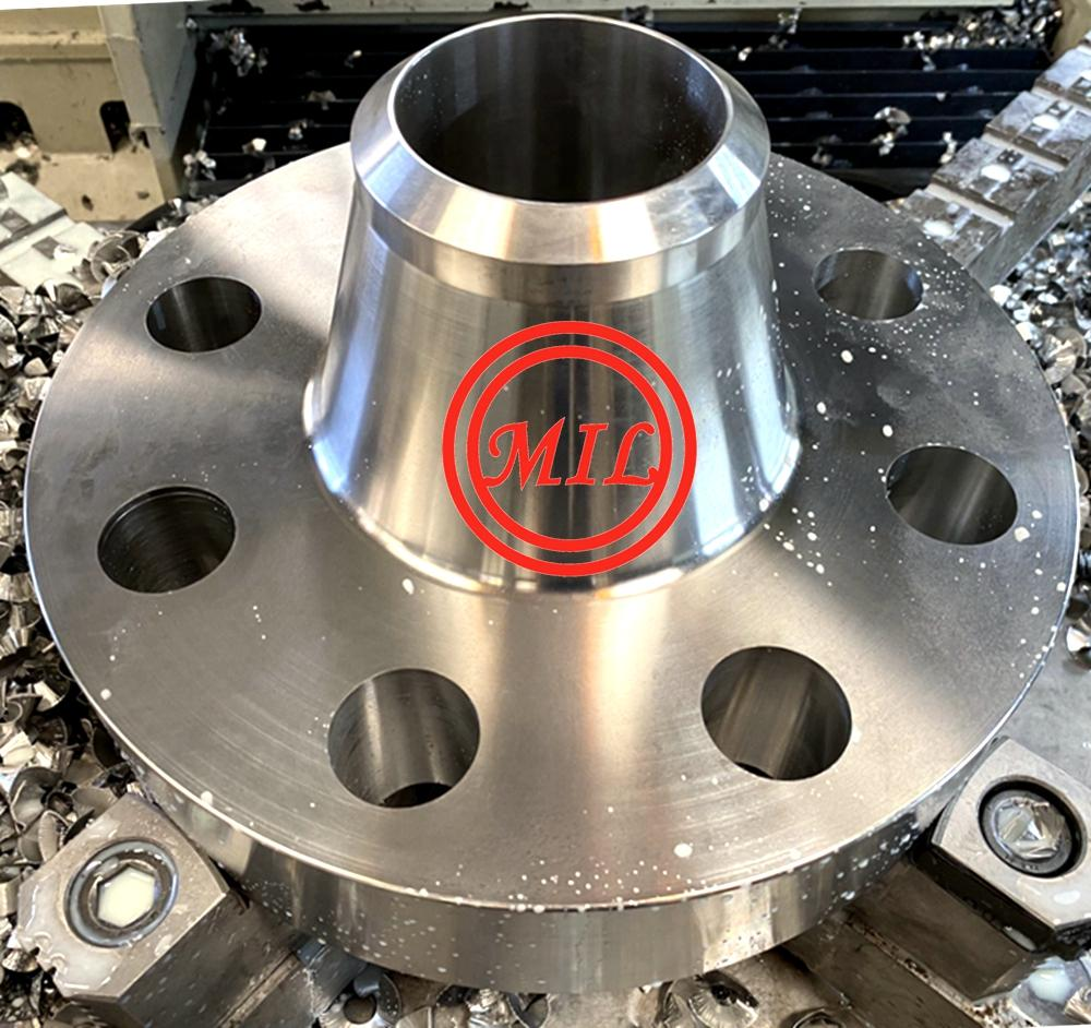 ASME B16.5 stainless steel 316L forged flange